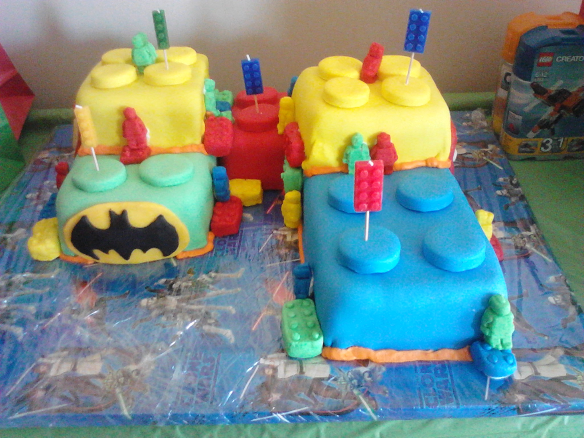 Lego Cake The Mad Cakerthe Mad Caker